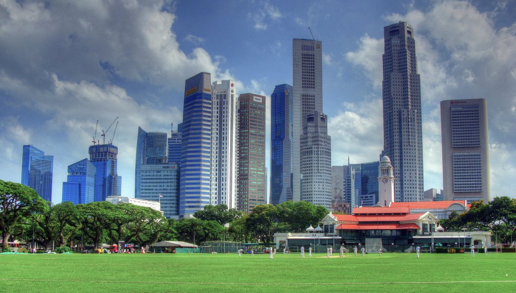 1. Singapore — 29.3%