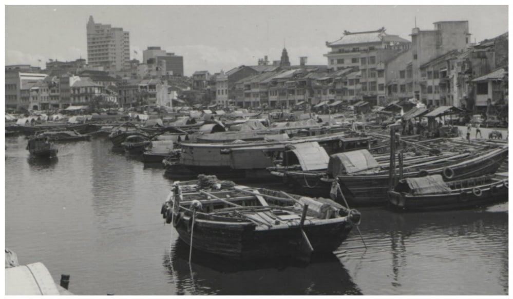 singapore 1950s