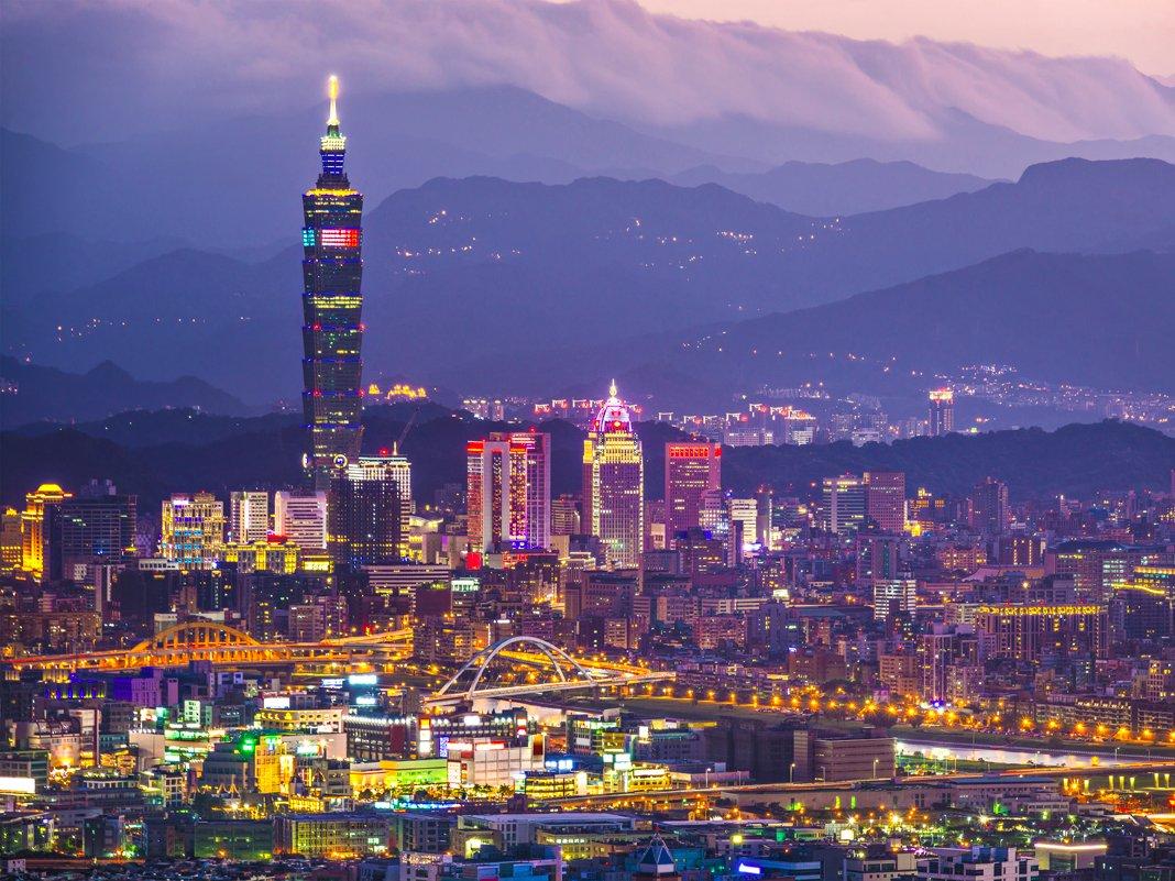 13. Taiwan
