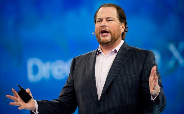 Image result for Marc Benioff: