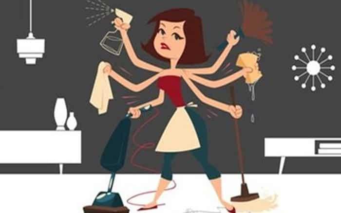 Chuyện bếp núc ngày Tết của phụ nữ