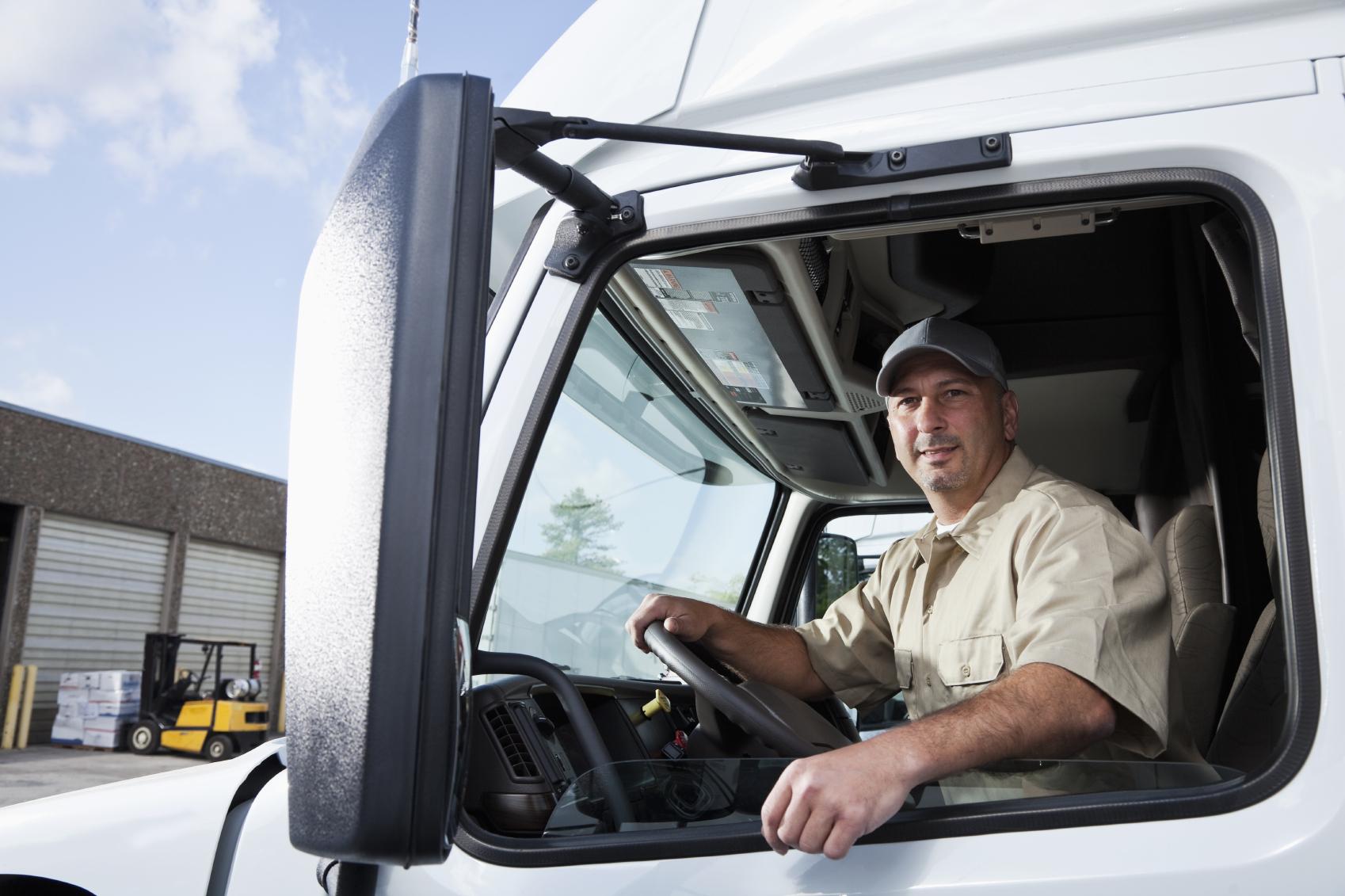 Kết quả hình ảnh cho Truck driver