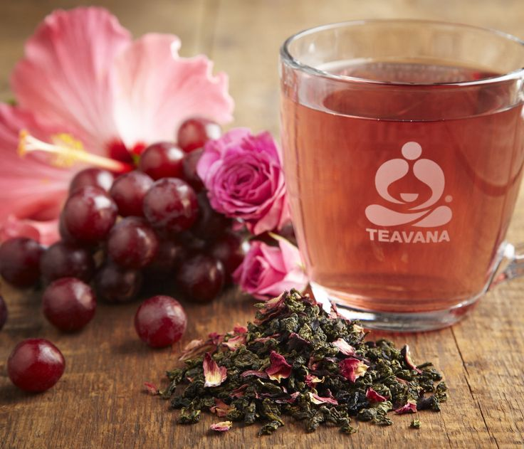 Image result for grape and tea