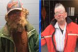 Người vô gia cư thay đổi hoàn toàn sau khi được mời đến sở cảnh sát Mỹ