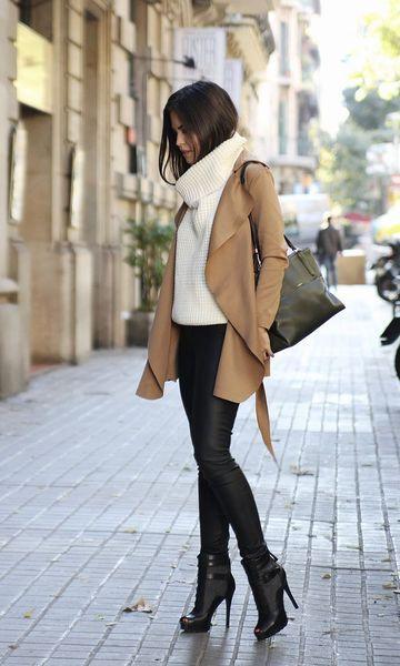 Look: Inverno Chic