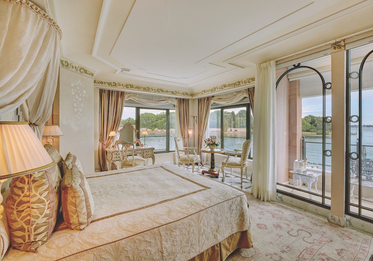 """7. Belmond Hotel Cipriani — Venice, Italy. Priding itself for its """"vintage glamour,"""" Belmond Hotel Cipriani"""