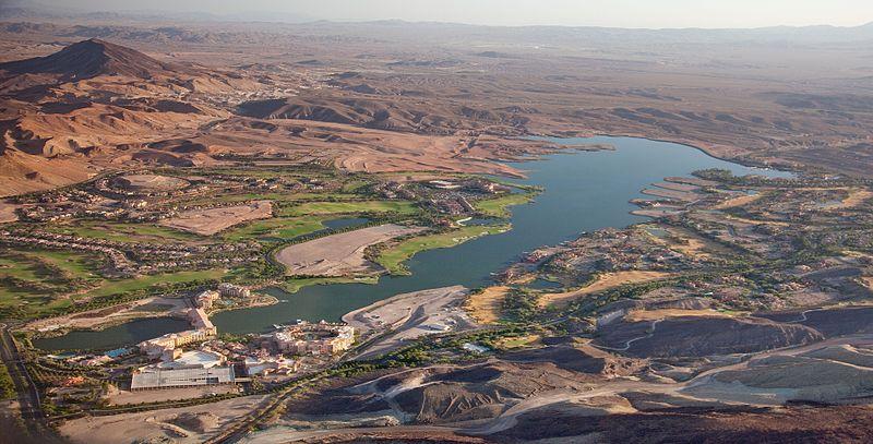 File:Lake Las Vegas aerial view.jpg