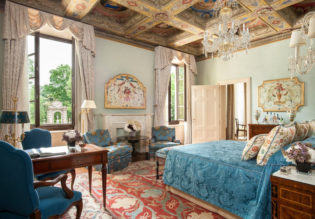 9. Four Seasons Hotel Firenze — Florence, Italy. This quaint, lavish, and luxurious estate, with a beautiful and serene garden sanctuary at its heart, makes the perfect base from which to explore one of the world