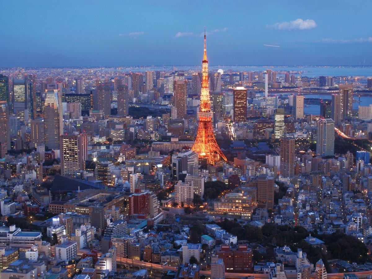 Japan, du học mỹ