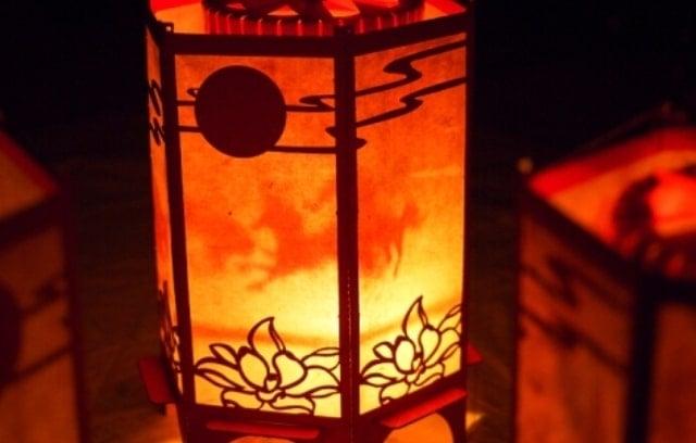 Image result for lồng đèn kéo quân