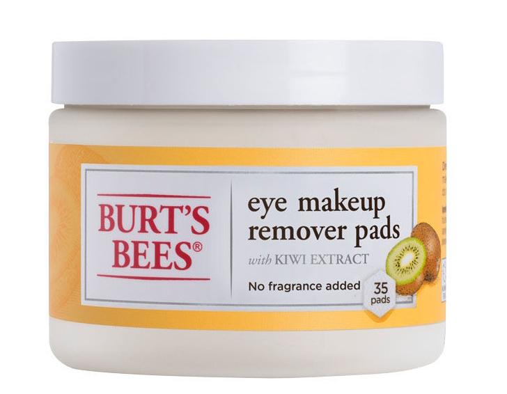 Burt's Bees - Eye makeup romover pads (Ảnh: burtsbees.com)