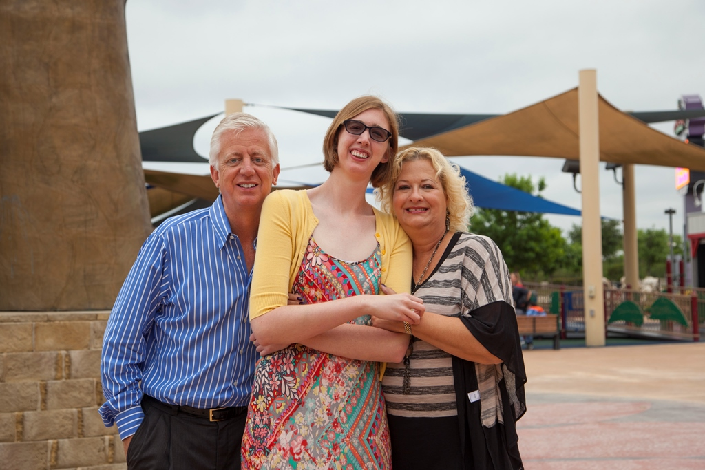 Hartman Family 6, ông bố xây công viên giải trí cho con gái