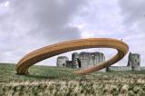 """Vòng sắt của George King Architects công trình đoạt giải thưởng """"Huyền thoại của Năm"""" của xứ Wale"""
