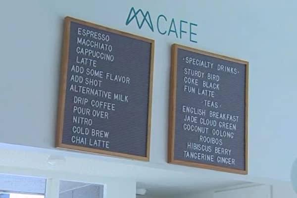 """Tiệm cà phê """"không có giá"""" đặc biệt ở Mỹ"""