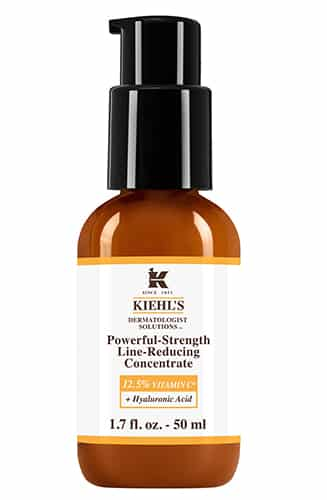 kiehls powerful strength line-reducing concentrate