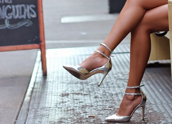 Image result for how to walk in heels