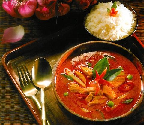 cà ri đỏ thái lan