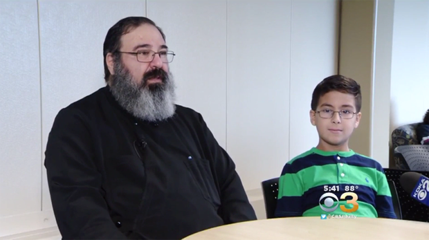 Nine-year-old college student wants to become an astrophysicist and