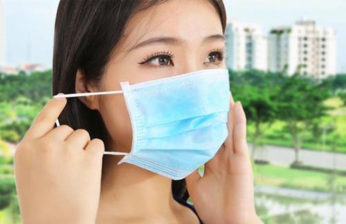 Bí quyết thải độc cho cơ thể , đeo khẩu trang y tế đúng cách