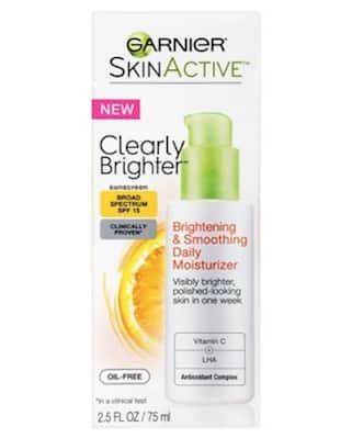 Garnier SkinActive Clearly Brighter Daily Moisturizer