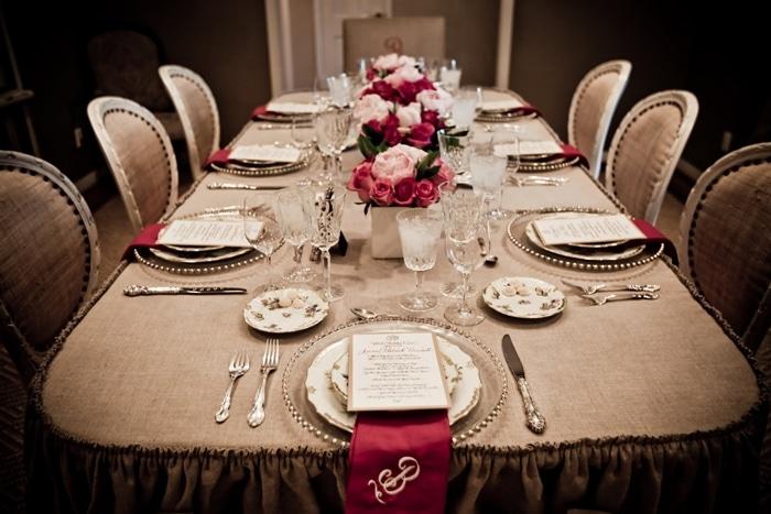 Dùng bữa theo phong cách Tây: Cách tổ chức một bữa tiệc tại nhà