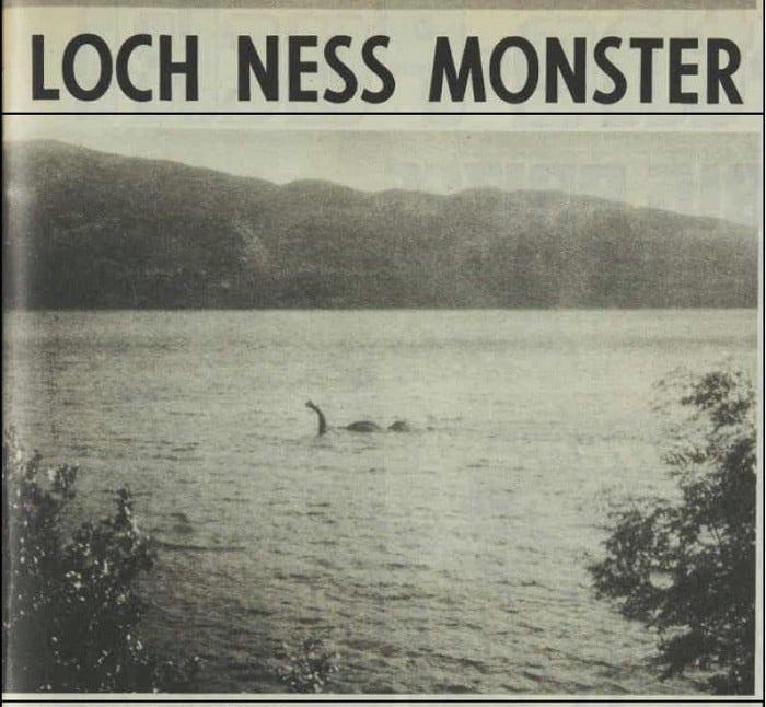 Quái vật hồ Loch Ness