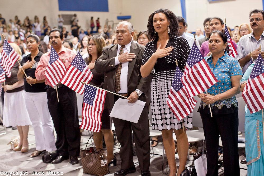 nhập quốc tịch Mỹ
