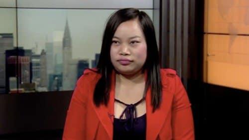 Cô gái tự tin nhất Trung Quốc
