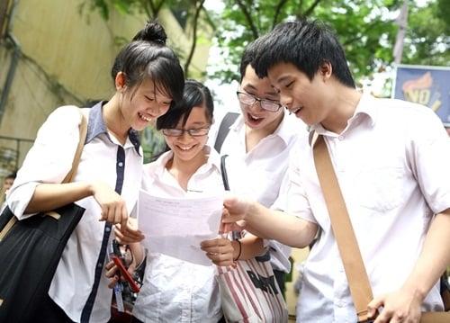 thi trung hoc pho thong quoc gia 2017