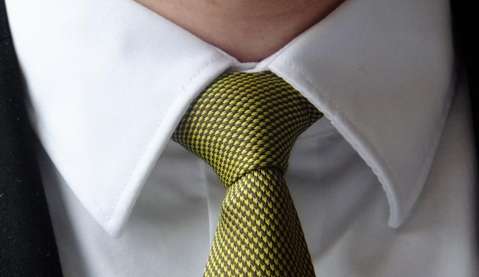 cách thắt cà vạt