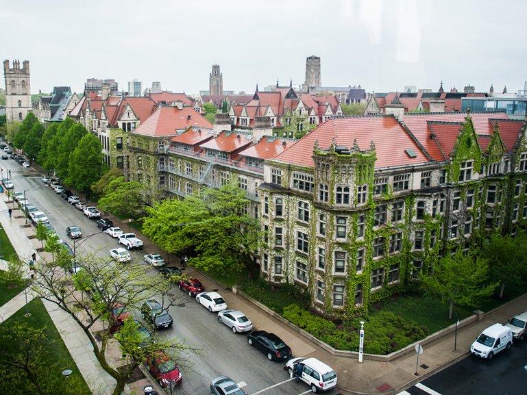trường đại học đẹp nhất ở Mỹ