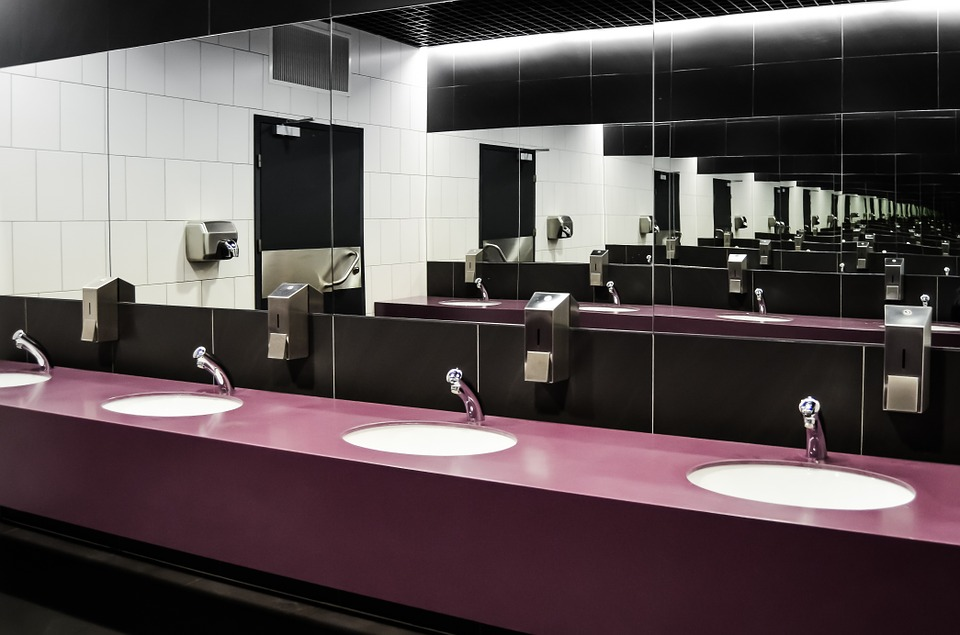 Nhà vệ sinh cũng là nơi thể hiện văn hóa đạo đức của một người
