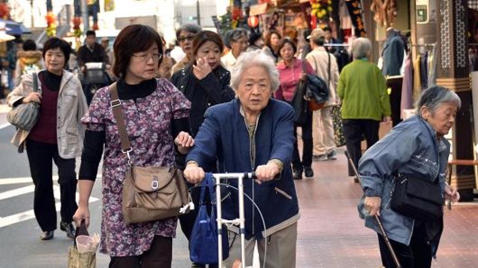 Nhật Bản mở cửa để đối phó với khủng hoảng suy giảm dân số