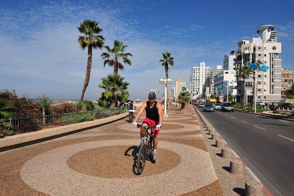 11. Tel Aviv, Israel — 17.5%