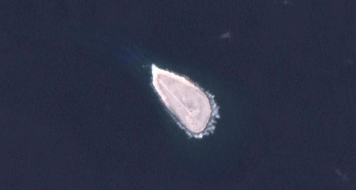 hòn đảo xa xôi