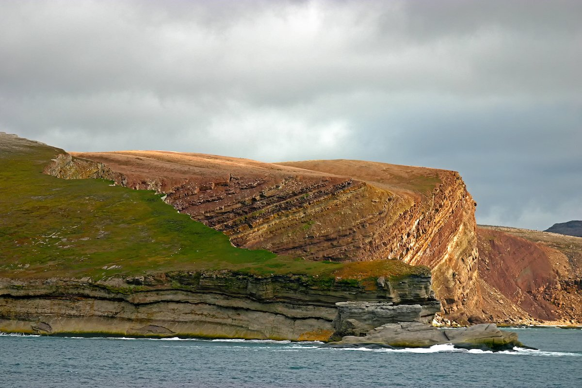 15. Bear Island is 247 miles from mainland Norway, located near the archipelago Svalbard. It has been used for oil mining and fishing in the past, but is now uninhabited apart from researchers working at its meteorological station.