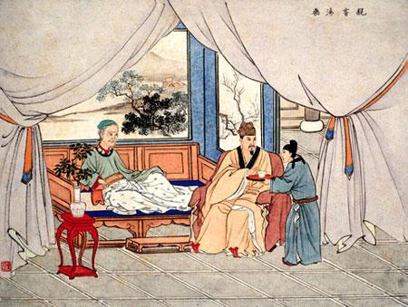 Hiếu thảo là cái gốc làm người – Kỳ II: Người con nếm thuốc cho mẹ