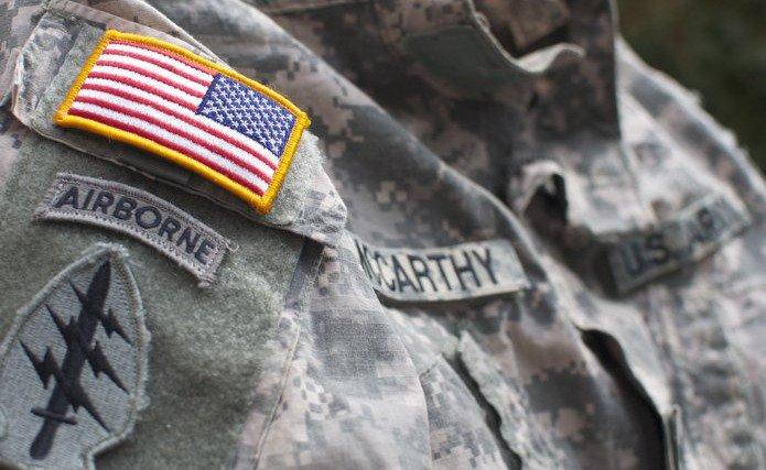 quân phục Mỹ