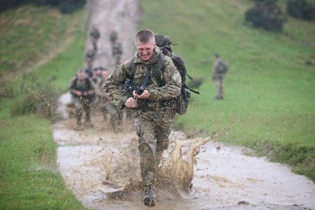 đội quân có kỷ luật nghiêm ngặt nhất thế giới
