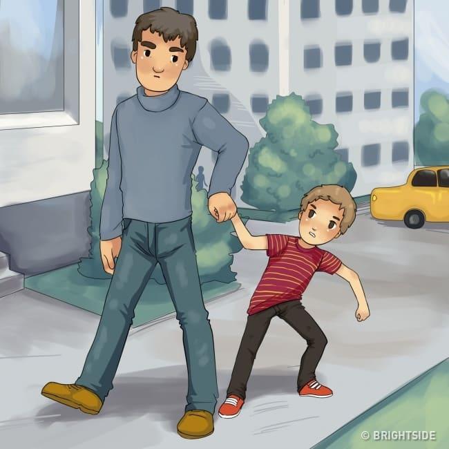 12 dấu hiệu thường thấy ở những kẻ bắt cóc trẻ em