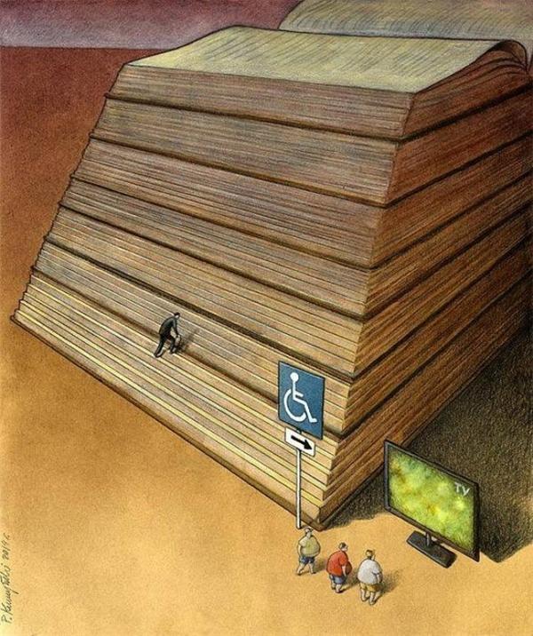 Tàn tật là để chỉ trí tuệ, không phải thể xác.