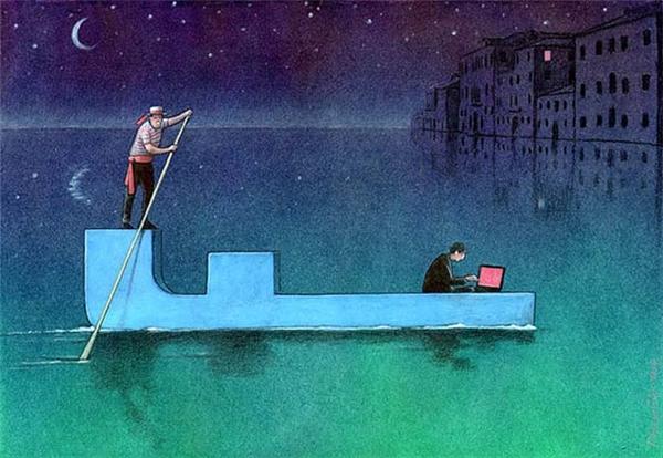 Đối với người nghiện mạng xã hội, nó là tất cả thế giới, là cả cuộc sống của họ.