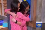 Hai chị em sinh đôi Trung Quốc được nhận nuôi riêng, 10 năm sau gặp lại nhau ở Mỹ
