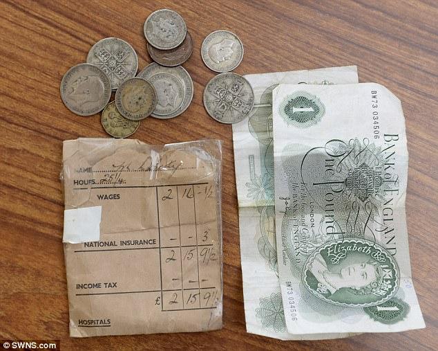 2 câu chuyện cảm động về túi tiền lương đầu tiên trong đời