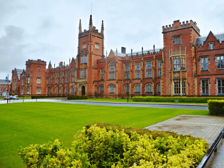 Queen's University Belfast – Belfast, UK