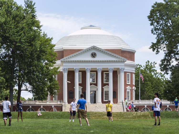 University of Virginia – Charlottesville, Virginia