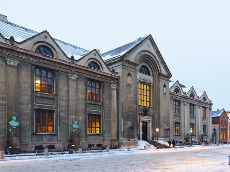 The University of Copenhagen – Copenhagen, Denmark