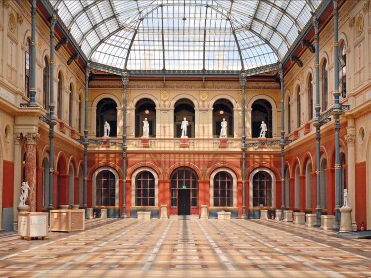 École Nationale Supérieure des Beaux-Arts – Paris, France