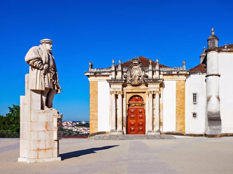 University of Coimbra – Coimbra, Portugal, trường đại học đẹp nhất thế giới