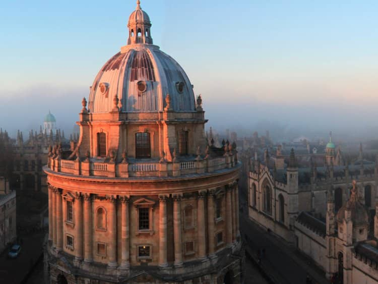 Oxford University – Oxford, England